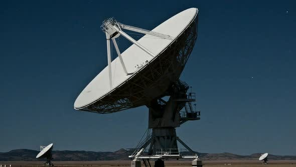 Thumbnail for The Very Large Array In New Mexico 8