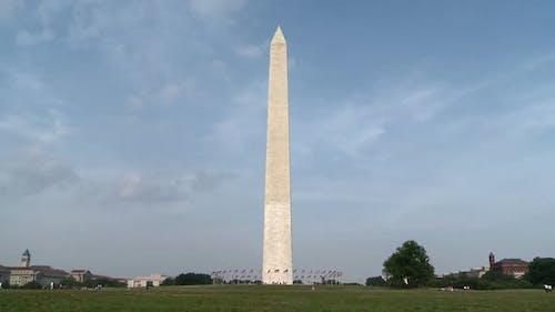 The Washington Dc Monument