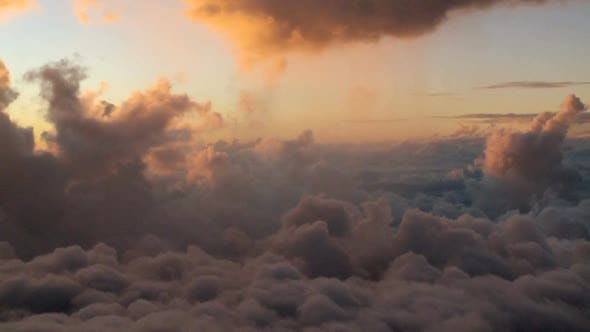 Cover Image for Sunset Clouds