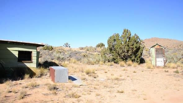 Thumbnail for Abandon Mining Camp In The Mojave Desert 21