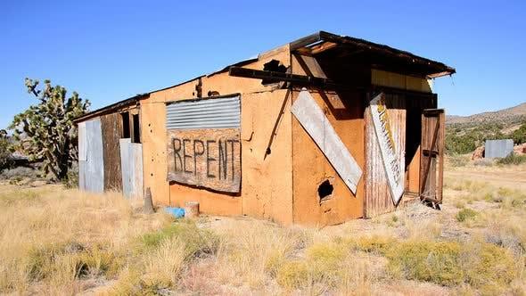 Thumbnail for Abandon Mining Camp In The Mojave Desert 5