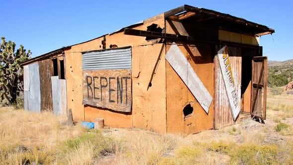 Thumbnail for Abandon Mining Camp In The Mojave Desert 6