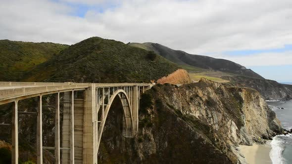 Cover Image for Bixby Creek Bridge, Big Sur California - 3
