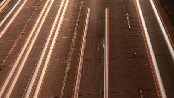 Thumbnail for Traffic At Night - 3