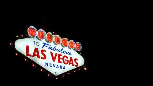 Las Vegas Sign Outside Las Vegas 1