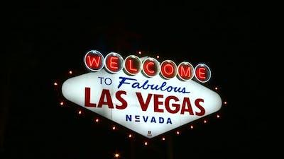 Las Vegas Sign Outside Las Vegas 2