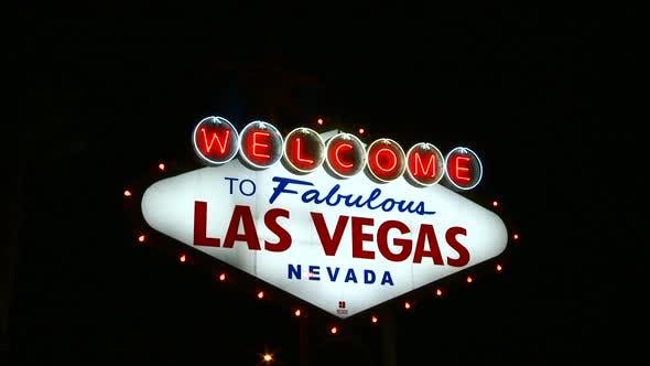 Thumbnail for Las Vegas Sign Outside Las Vegas 2