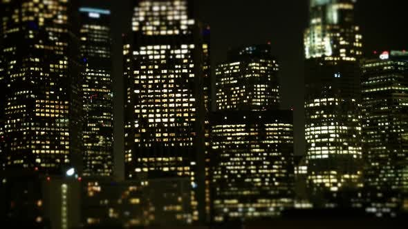 Cover Image for Downtown Los Angeles Skyline