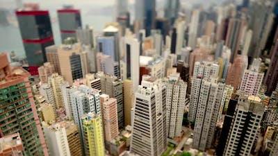 Hong Kong Skyline And Victoria Harbour - Hong Kong 1
