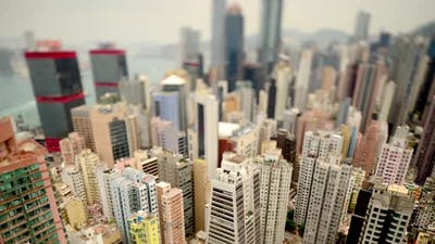 Hong Kong Skyline And Victoria Harbour - Hong Kong 2