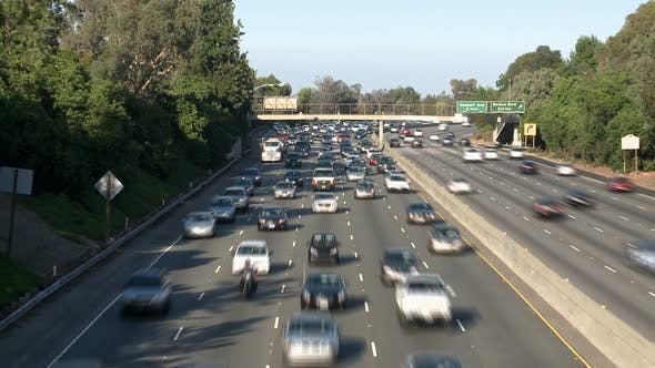 Los Angeles Traffic -1