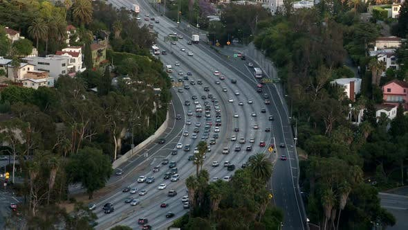 Cover Image for Los Angeles Traffic 2