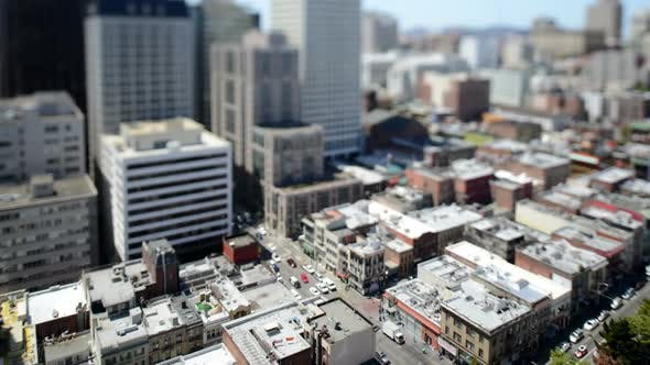 Thumbnail for Traffic In Downtown San Francisco 6