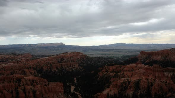 Thumbnail for Clouds Passing Over Bryce Canyon - 5