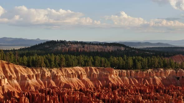 Thumbnail for Clouds Passing Over Bryce Canyon - 8