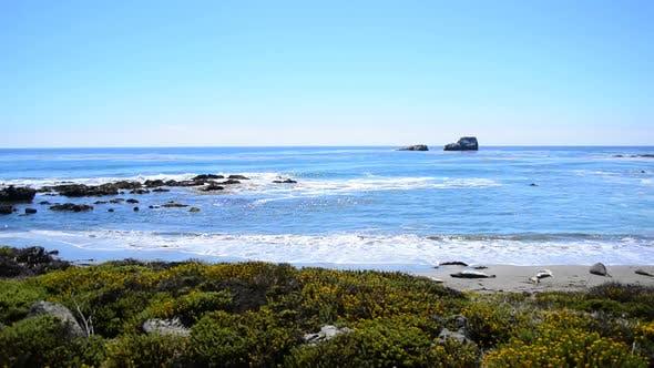 Thumbnail for Küste von Big Sur Kalifornien - Pazifischer Ozean 2