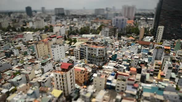 Thumbnail for Ho Chi Minh City  Vietnam From Above 1