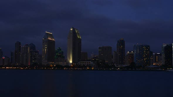Thumbnail for San Diego Bay And City 1