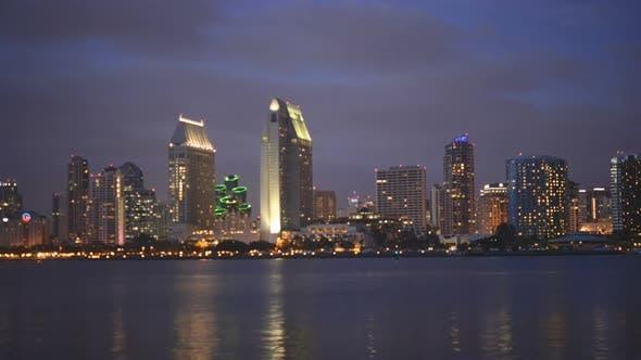 Thumbnail for San Diego Bay And City 2
