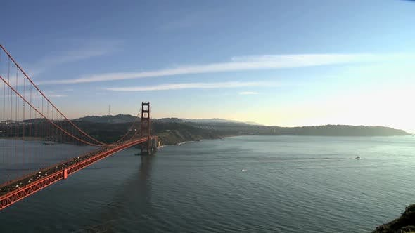 Cover Image for The Golden Gate Bridge San Francisco 1