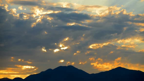 Thumbnail for Desert Sunset