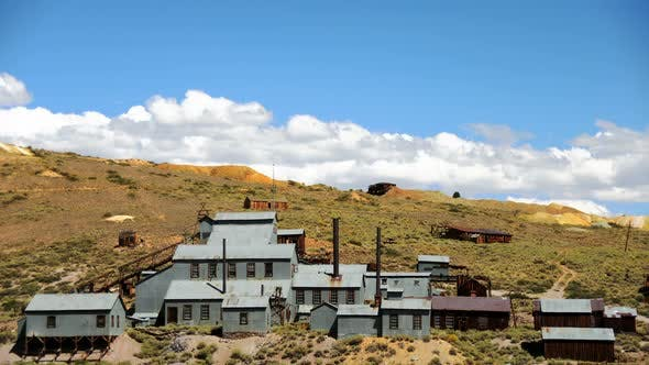 Thumbnail for Bodie California - Abandon Mining Ghost Town - Daytime - 4