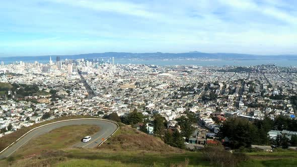 Cover Image for San Francisco City / Twin Peaks