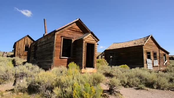 Thumbnail for Bodie California - Abandon Mining Ghost Town - Daytime 14