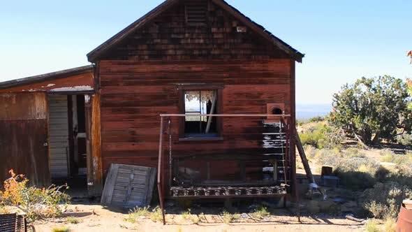 Thumbnail for Old Abandon Home In The Mojave Desert 4