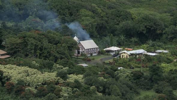 Thumbnail for Tropical Village & Church 1
