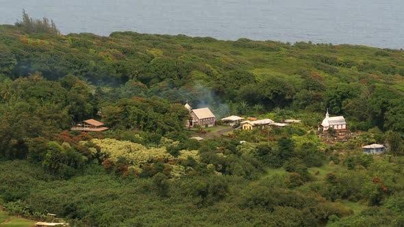 Thumbnail for Tropical Village & Church 2