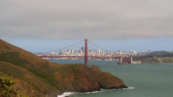Golden Gate Bridge San Francisco 10