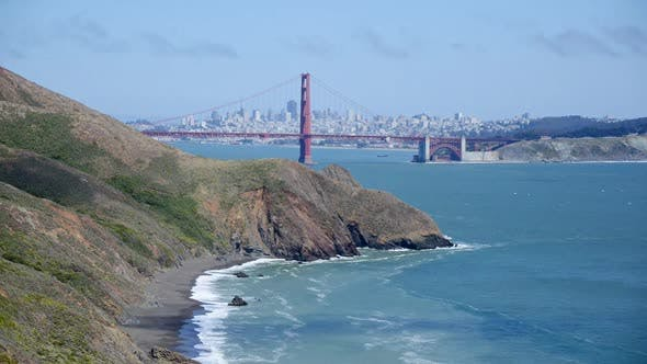 Thumbnail for Golden Gate Bridge San Francisco 2