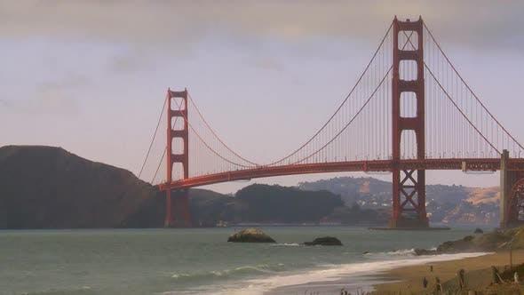 Thumbnail for Golden Gate Bridge San Francisco 3