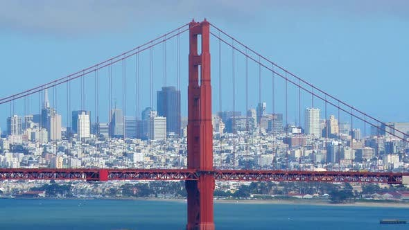 Thumbnail for Golden Gate Bridge San Francisco 6
