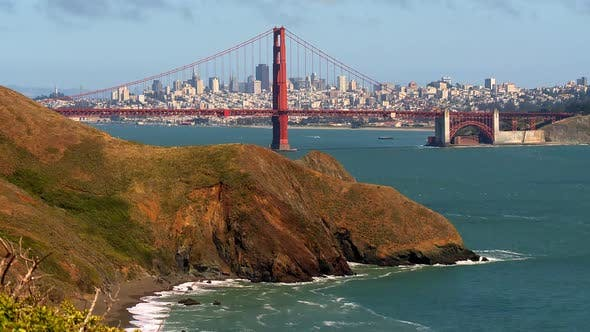 Cover Image for Golden Gate Bridge San Francisco 8
