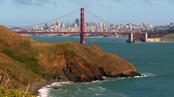 Golden Gate Bridge San Francisco 8