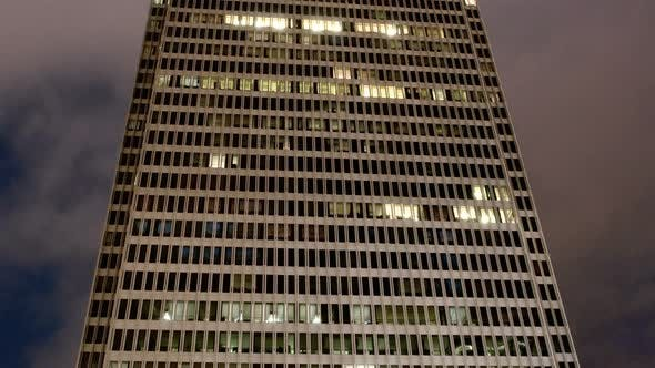Cover Image for Building At Night