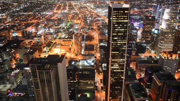 Cover Image for Overview Of Downtown Los Angeles 18