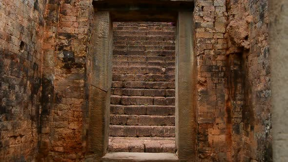 Thumbnail for Ancient Temple Doorway  - Angkor Wat Temple Complex, Cambodia 1