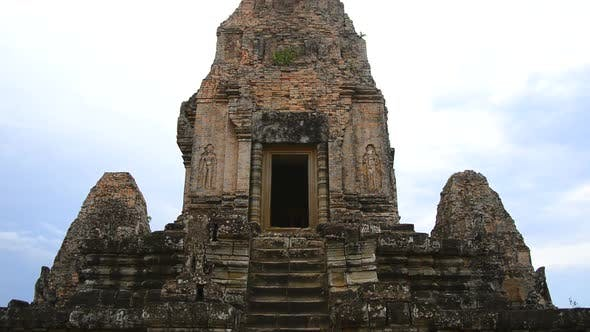 Thumbnail for Ancient Temple Doorway  - Angkor Wat Temple Complex, Cambodia 3