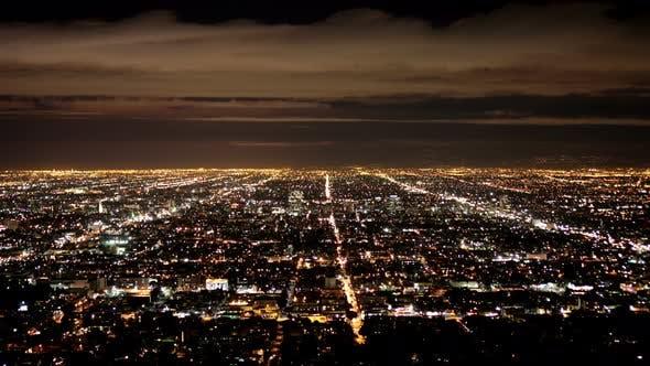 Los Angeles City Grid
