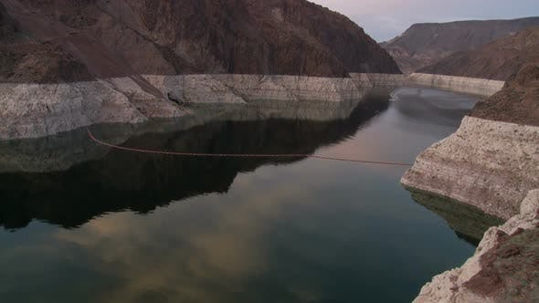 Thumbnail for Hoover Dam Reservoir - Day To Night