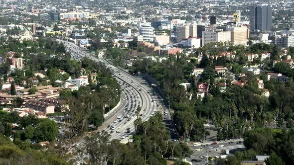 Hollywood Traffic
