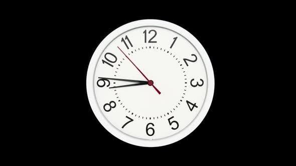 Standard Time Clock