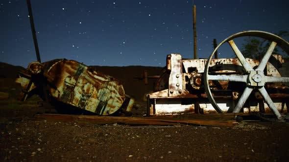 Thumbnail for Abandon Mine At Night - 10