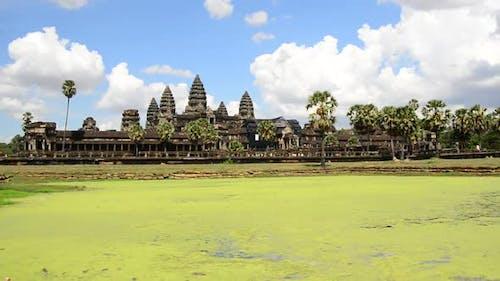 Main Temple Complex - Angkor Wat Temple Cambodia 1