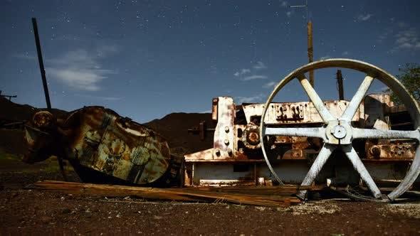Thumbnail for Abandon Mine At Night - 15