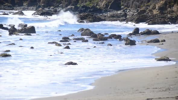 Thumbnail for Time Lapse Of The Big Sur California Coastline 3
