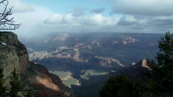 Cover Image for Time Lapse Of The Grand Canyon - Clip 1